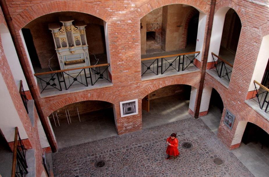 Ventspilio pilyje veikia muziejus