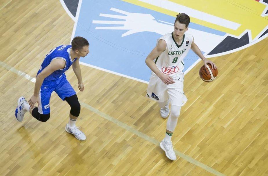 Lietuva U18 – Bosnija ir Hercegovina U18