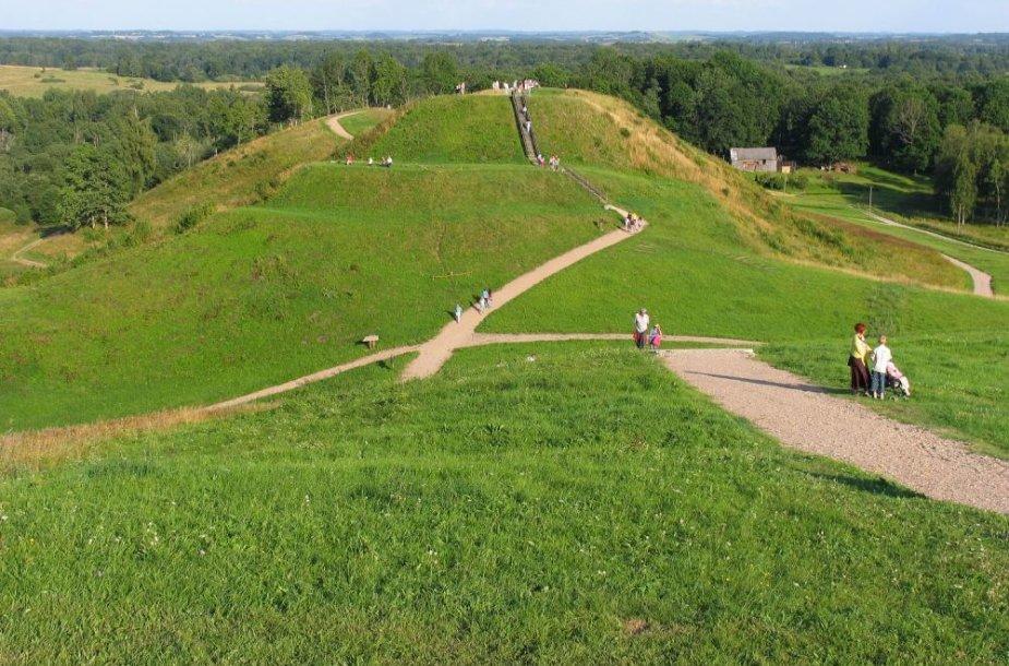 Varnių Medvėgalio piliakalnis