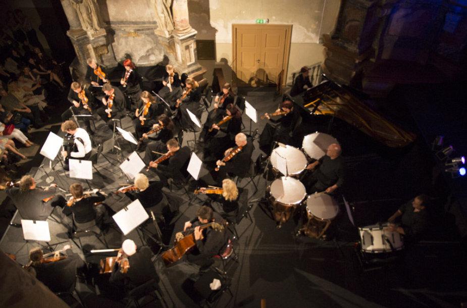 Martyno Levickio ir Klaipėdos kamerinio orkestro koncertas
