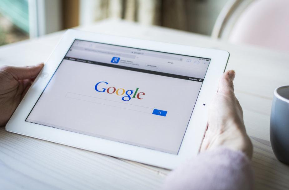 """""""Google"""" – geidžiamiausias darbdavys pasaulyje."""