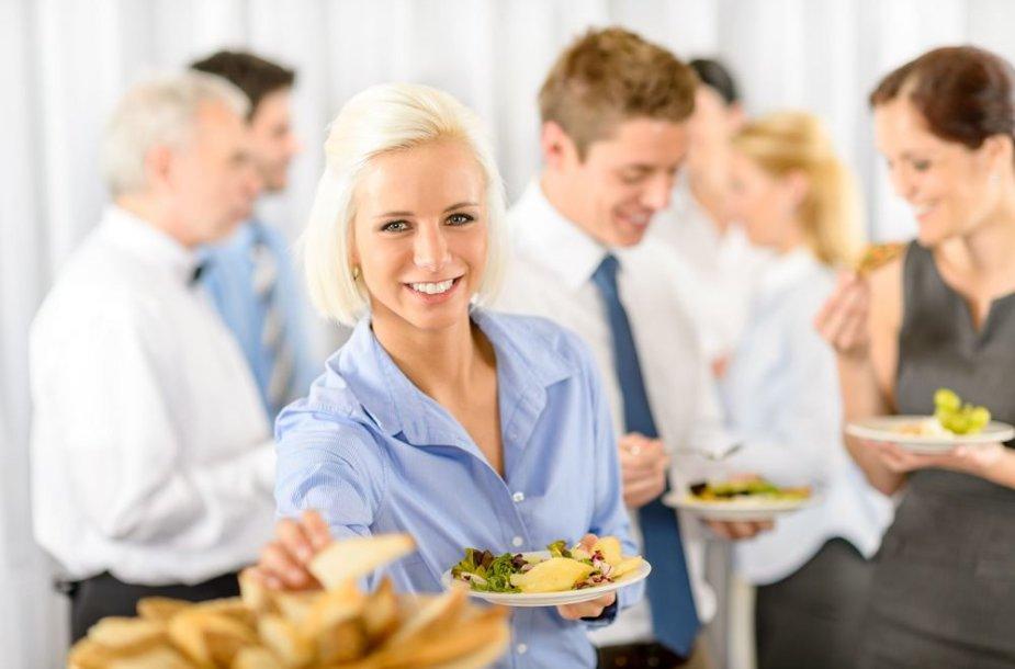 Darbo kolegų susitikimas