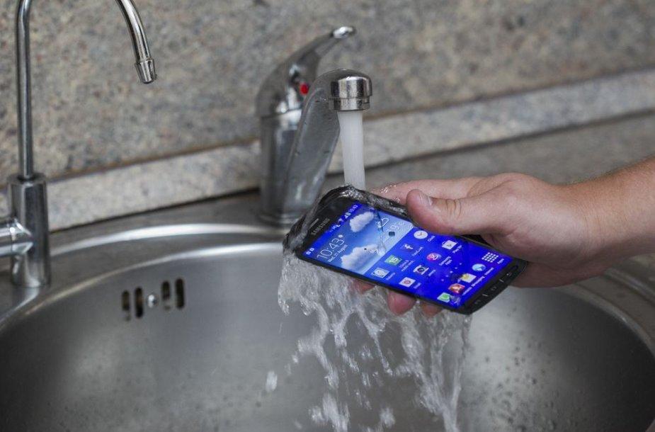 "Telefonas ""Samsung Galaxy S4 Active"""