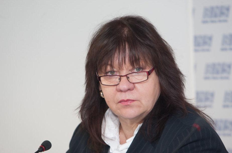 Rūta Skyrienė, Investuotojų forumo vykdomoji direktorė
