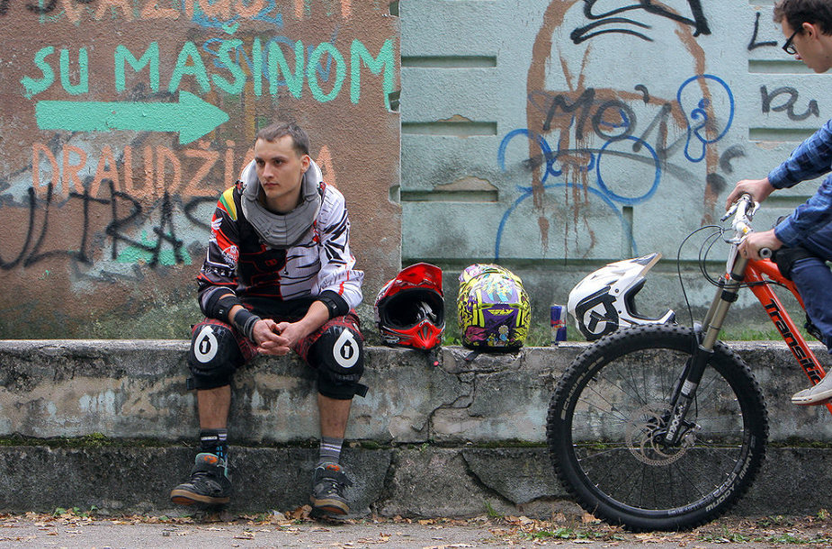 Kalnų dviračių varžybos