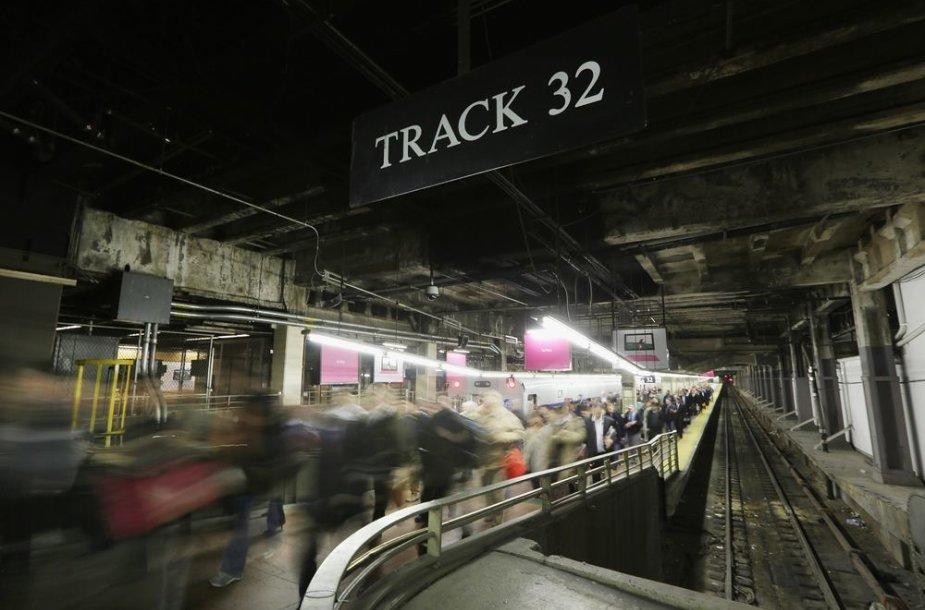 Metro Niujorke
