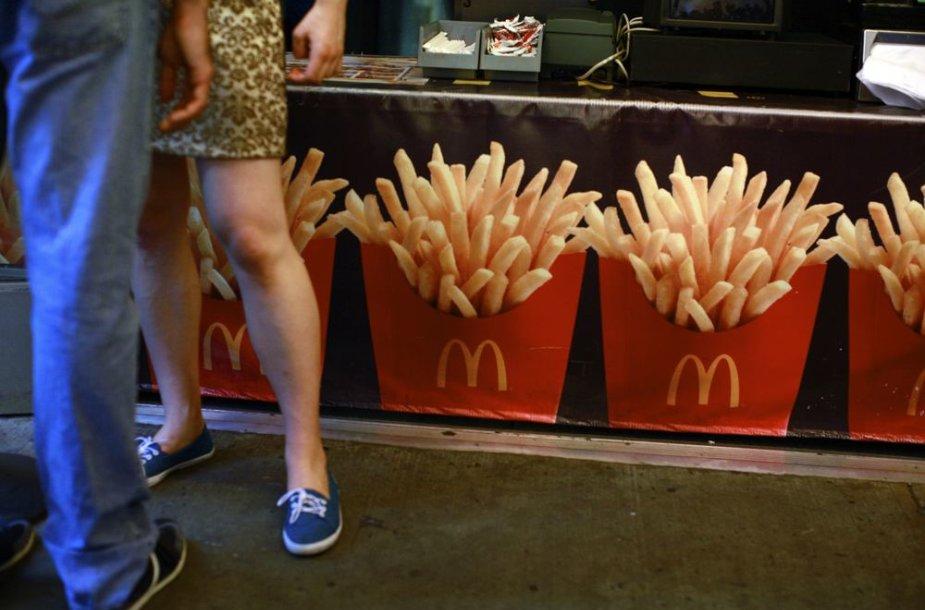McDonald's bulvytės
