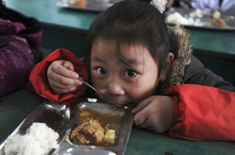 Neturtinga mergaitė