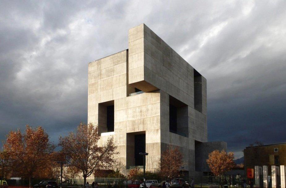 Alejandro Aravena architektūrinis darbas