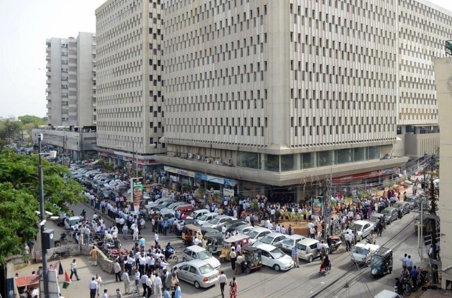 3. Karačis, Pakistanas