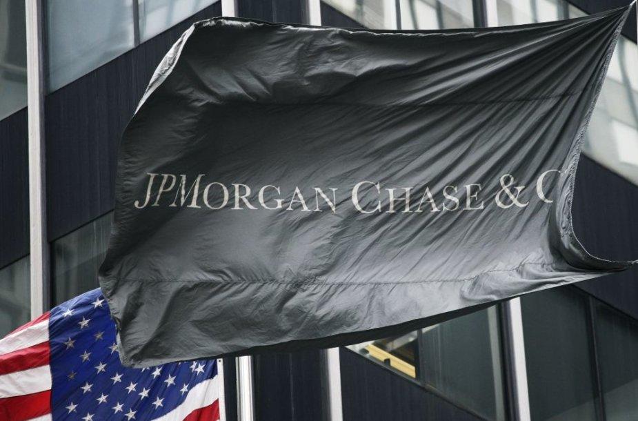 """JAV bankas """"JPMorgan Chase"""""""