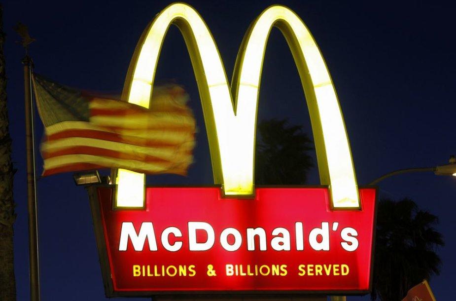 """""""McDonald's"""" restoranas"""