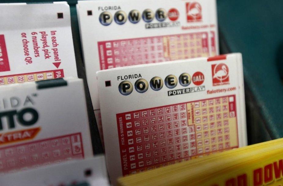 """""""Powerball"""" loterija"""