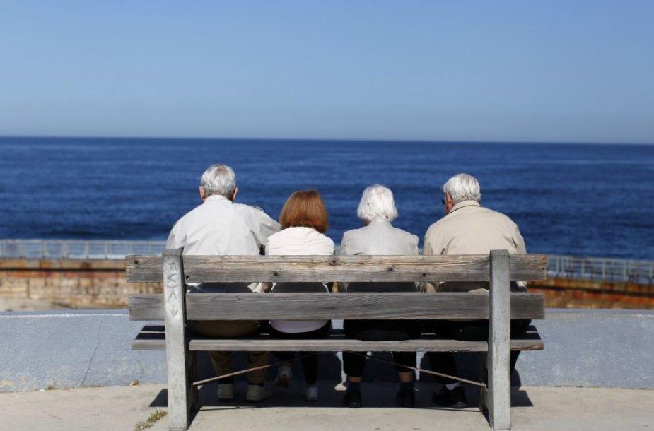 Iki 2030 metų pasaulyje pailgės vidutinė gyvenimo trukmė