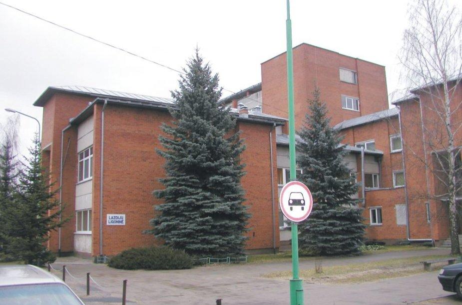 Lazdijų ligoninė