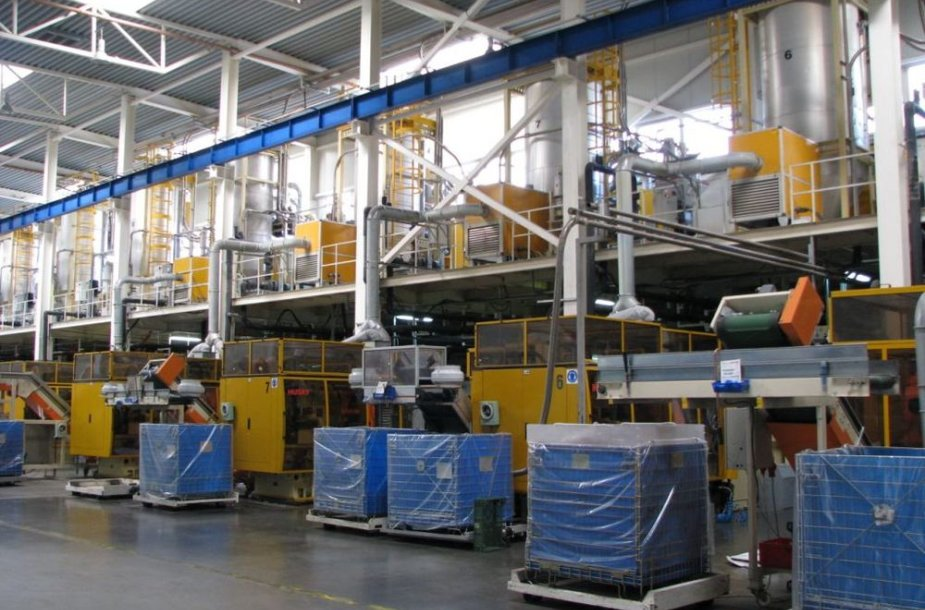 """Didžiausia Baltijos ir Skandinavijos šalyse PET pakuočių gamintoja UAB """"Putokšnis"""" šiuo metu aktyviai ieško naujų rinkų"""