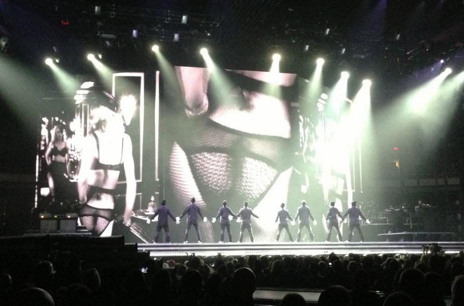 Madonnos koncertas