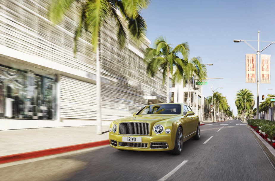 Bentley Mulsane