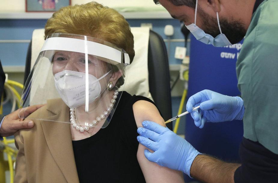 Vakcinacija Kipre
