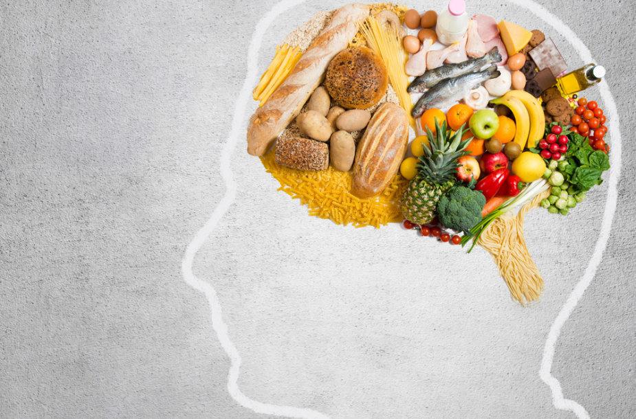 Maistas smegenims