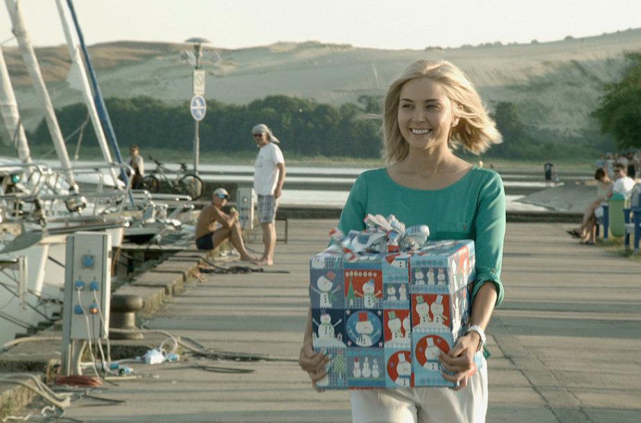 """Filmo """"Dėdė, Rokas ir Nida"""" kūrybinė grupė kviečia švęsti antras Kalėdas liepą Nidoje"""