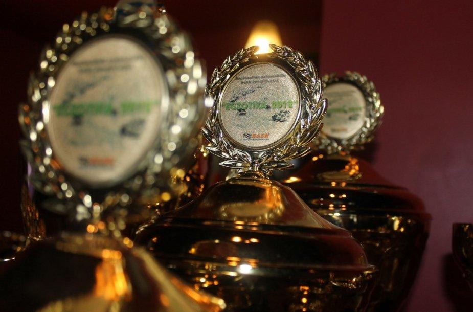 SASK apdovanojimai