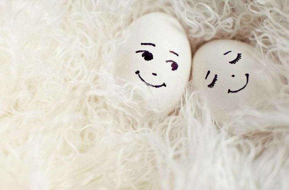Kiaušiniai grožiui