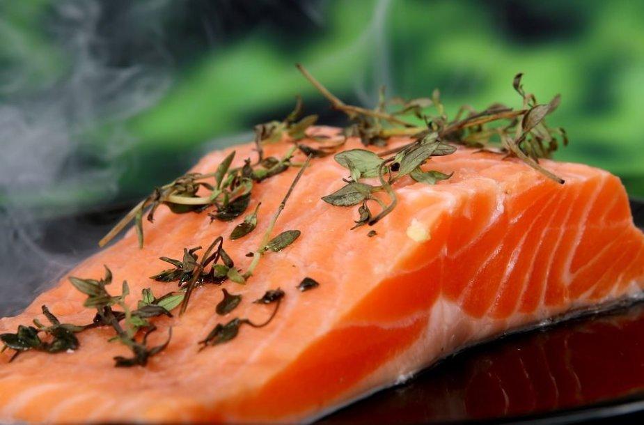 Kokia žuvis skaniausia? Lašiša – ne vienintelis pasirinkimas