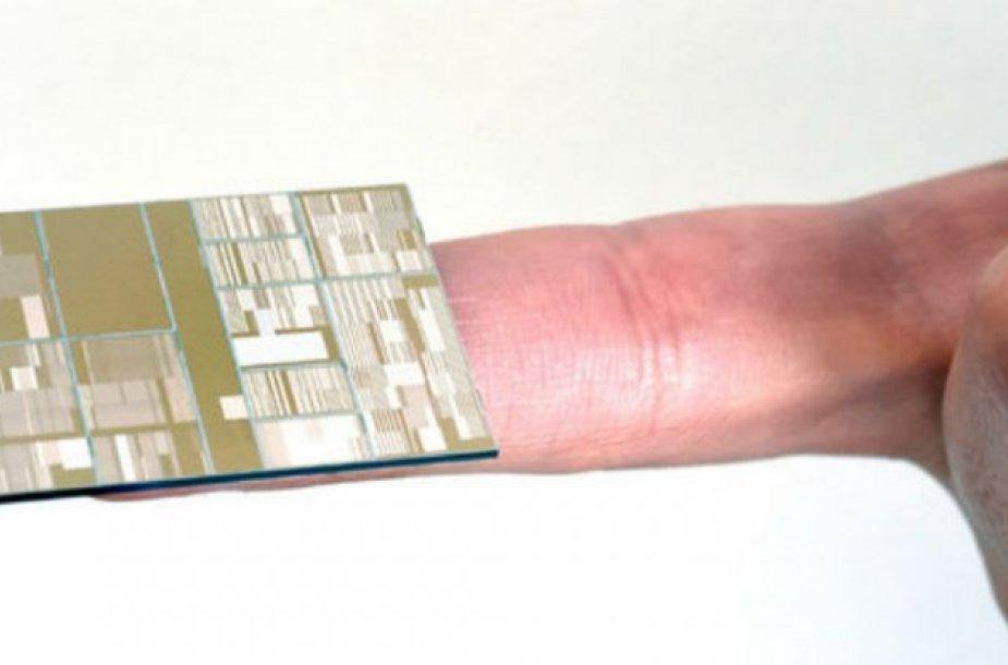 IBM sukurtas galingiausias procesorius