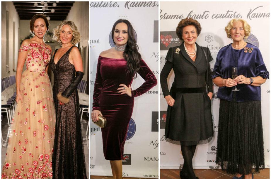 Jolanta Sadauskienė ir Indra Ramanauskienė, Inga Budrienė, Dalia Teišerskytė