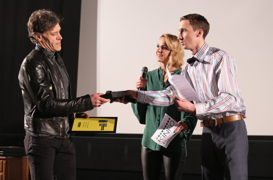 """KINFO apdovanojimų 2014"" akimirka"