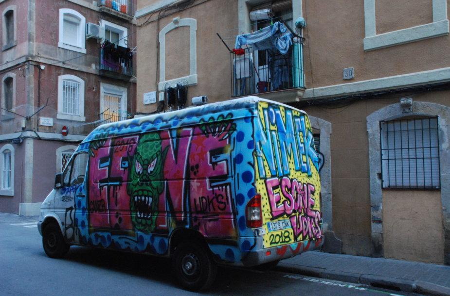 Barselona: miestas jūsų jau nekenčia, bet vis tiek bandys pasipelnyti
