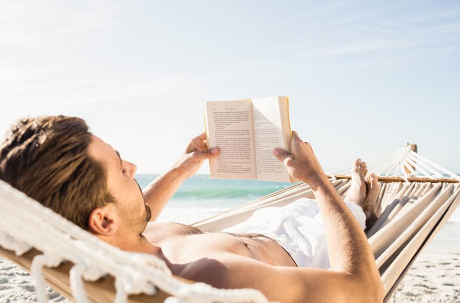 Saulė, jūra ir paplūdimys – populiariausias atostogų tipas