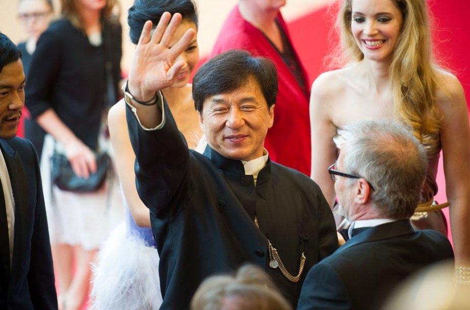 Aktorius Jackie Chanas