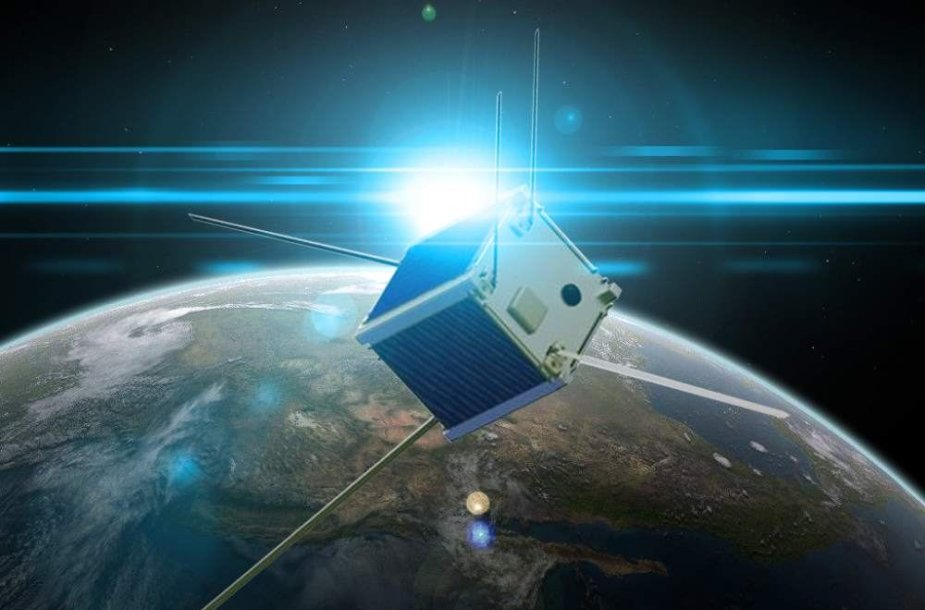 "Pirmas lietuviškas palydovas ""Lituanica SAT-1"""