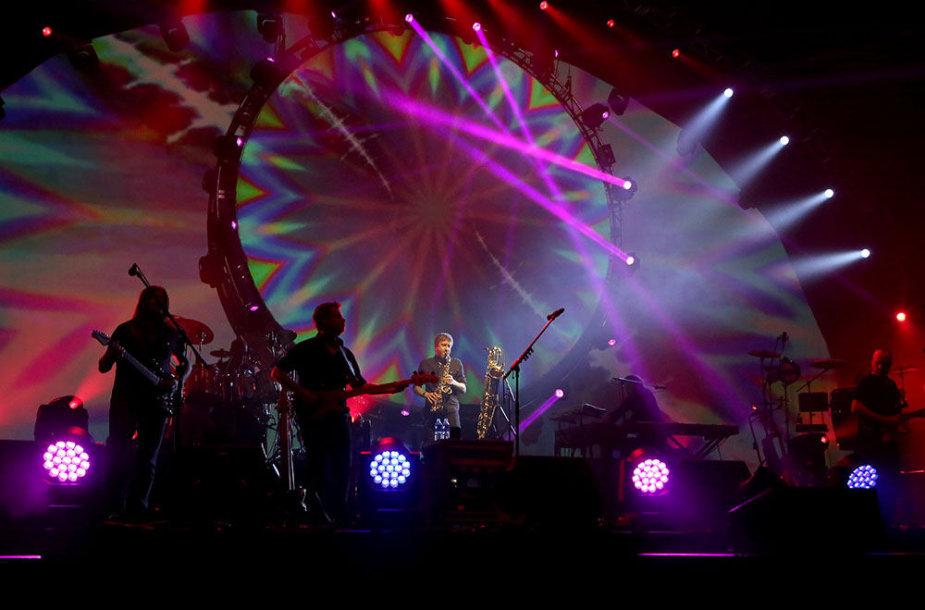 """""""Brit Floyd"""" koncertas Kaune"""