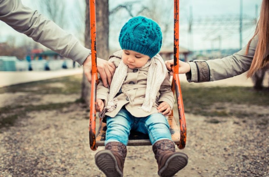 Skyrybos – sunkus išbandymas šeimai