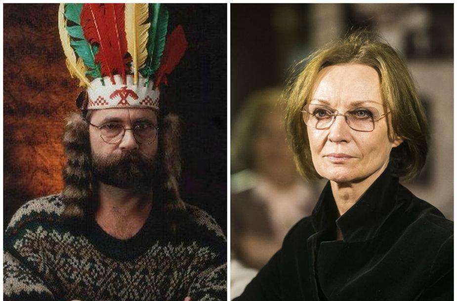 Vytautas ir Dalia Kernagiai
