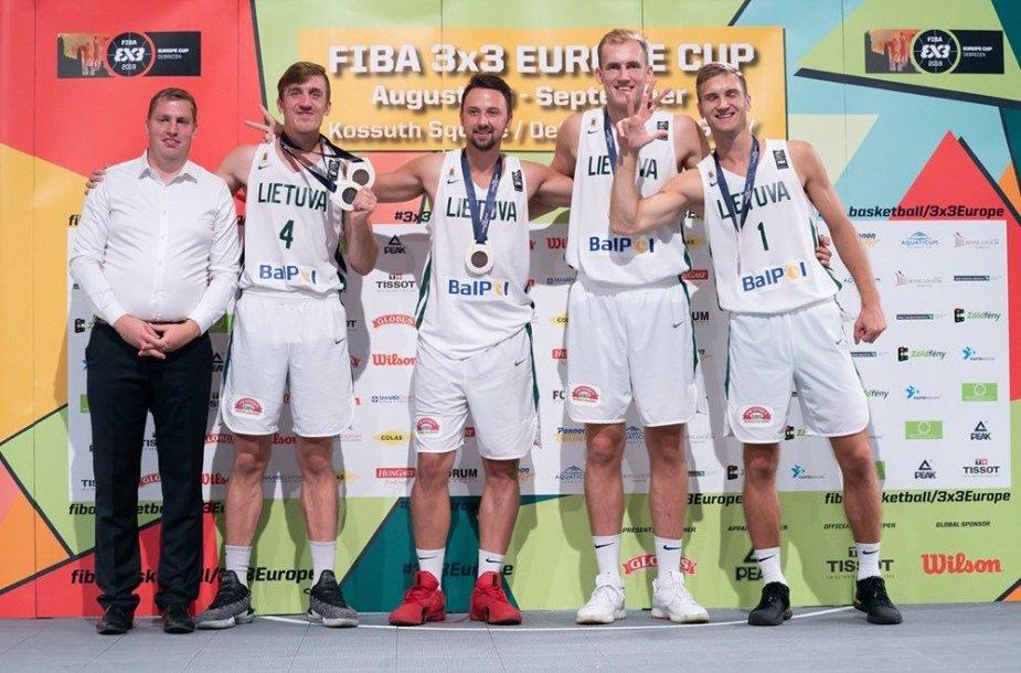 Lietuvos 3x3 komanda