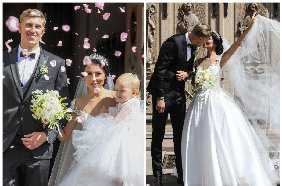 Gabrielės ir Ronaldo Rutkauskų vestuvės