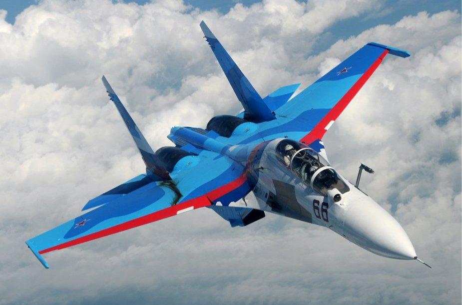 Su-30 naikintuvas