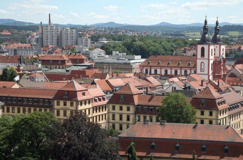 Fuldos miestas Vokietijoje