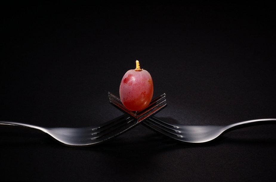 Populiarios dietos tinka ne visiems
