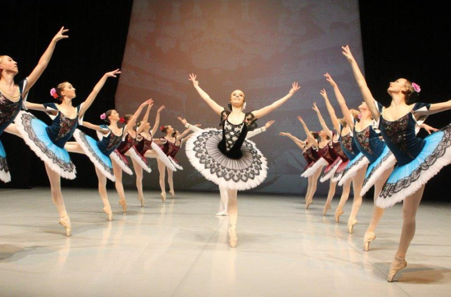 "Baletas ""Paquita"""