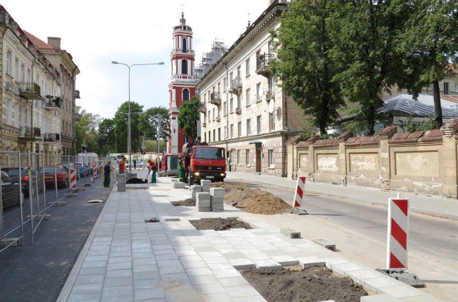 Šermukšnių gatvė