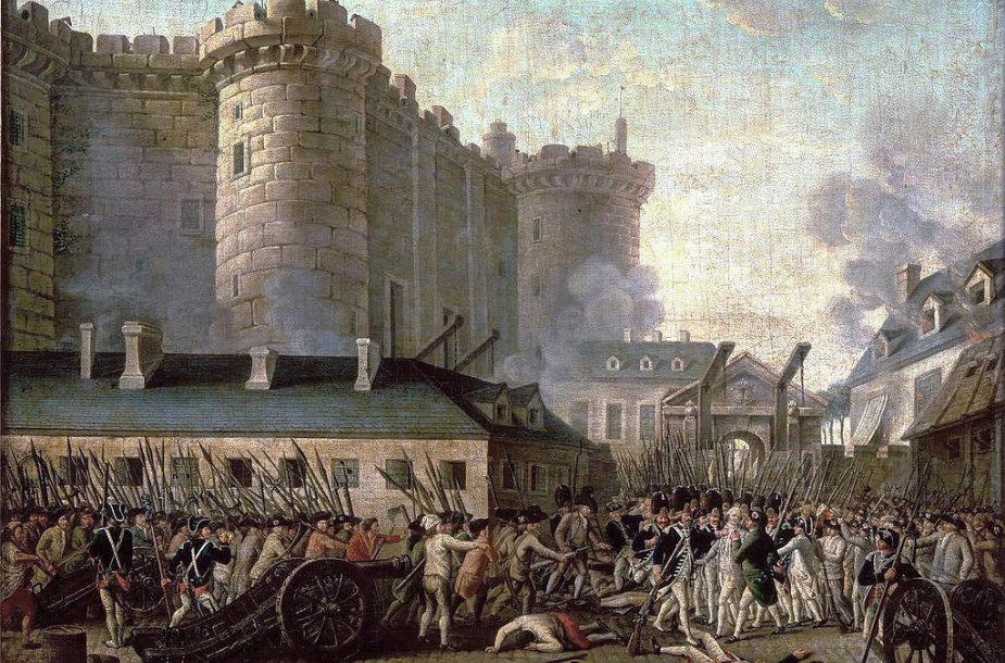 Prancūzijos aukštinamas sekuliarizmas nėra toks nešališkas, kaip bandoma įteigti