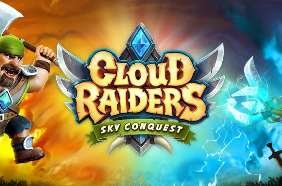 Cloud Raiders išleistas ir lietuviškai