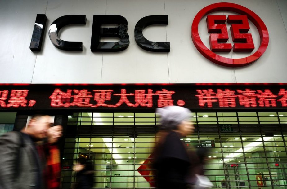 Kinijos bankas ICBC