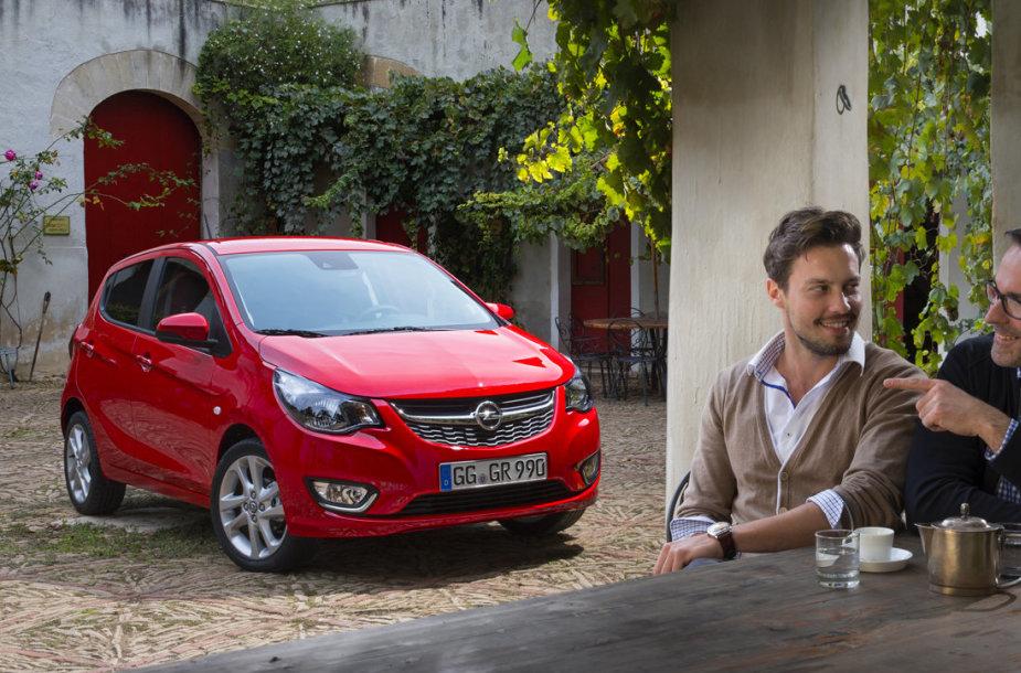 """""""Opel KARL"""""""