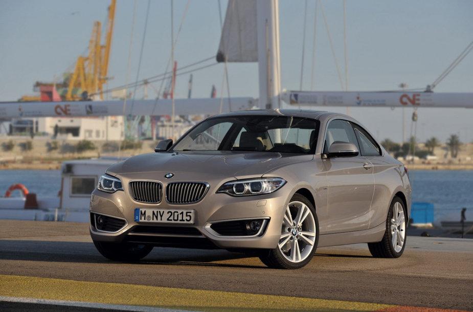 2 serijos BMW